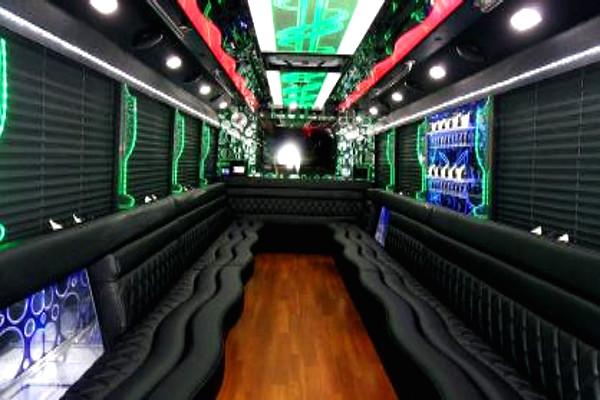 20 Person Party Bus 1 Edison