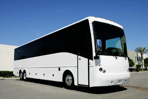 50 Person Charter Bus Service Edison